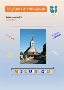 thumbnail of LA PLUME MERINVILLOISE N-02