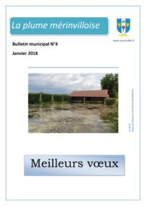 thumbnail of LA PLUME MERINVILLOISE N-04