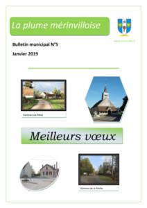 thumbnail of LA PLUME MERINVILLOISE N-05